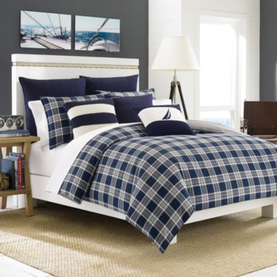 Nautica® Eddington King Comforter Set