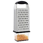 OXO Good Grips® Box Grater with Storage