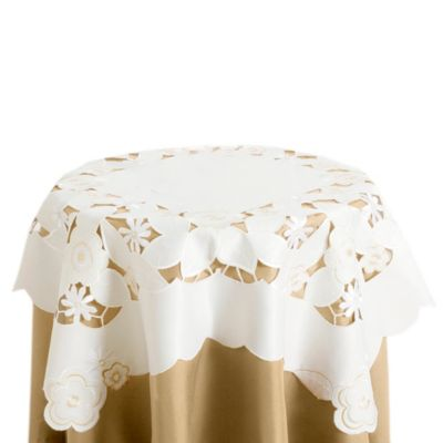 Ivory Table Topper