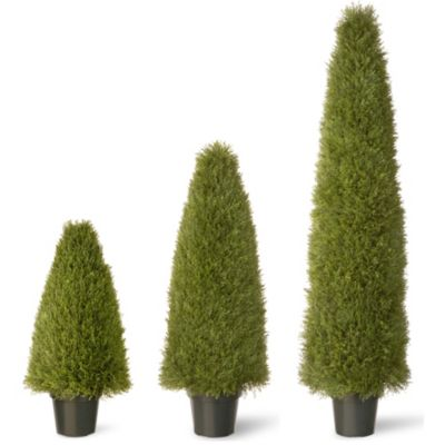 National Tree 36-Inch Upright Juniper Tree with Green Pot