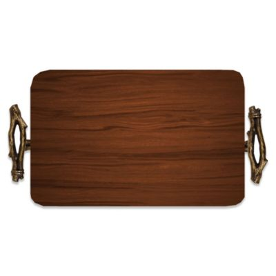 Decorative Trays with Handles