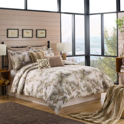 Sedona Berkshire King Comforter Set