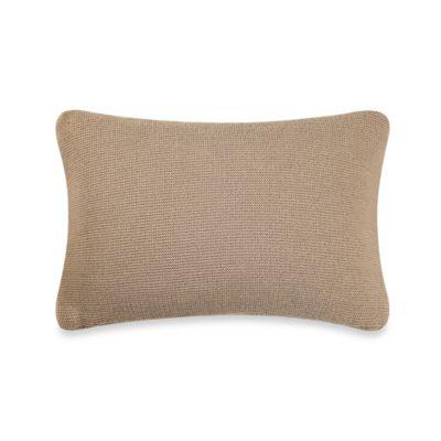 Sedona Berkshire Knit Oblong Throw Pillow