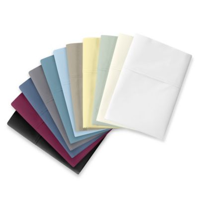 Ultimate Percale Twin Sheet Set in White