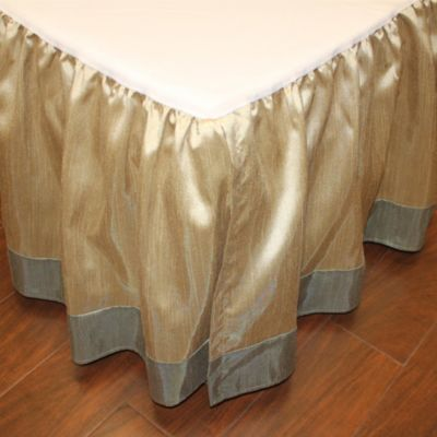 Austin Horn Classics Duchess King Bed Skirt