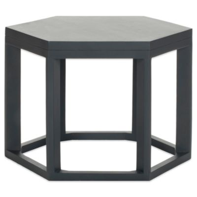Charcoal Accent & End Tables