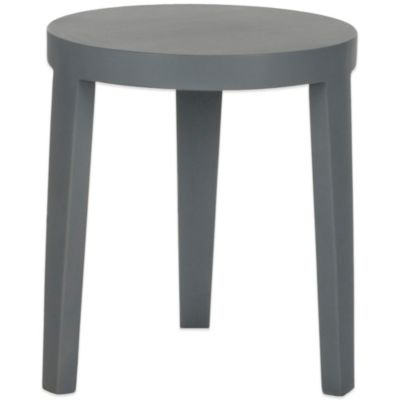 Safavieh Wilma Side Table in Pearl