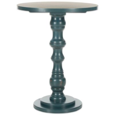 Teal Accent Tables