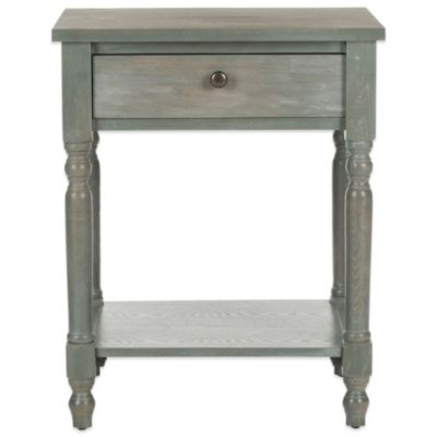 Safavieh Tami End Table in Grey