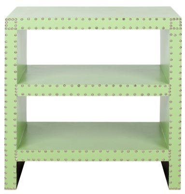 Safavieh Lacey Side Table in Grey