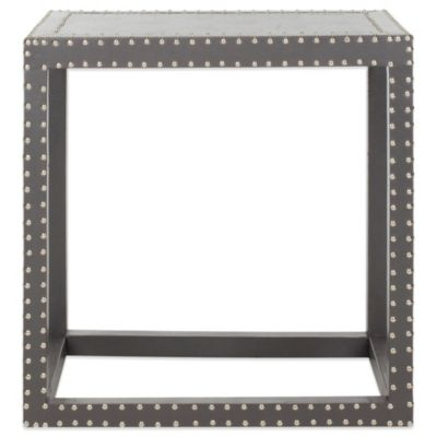 Safavieh Lena End Table in Grey