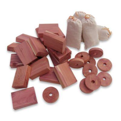36-Piece Cedar Pack