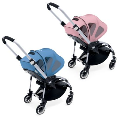 Bugaboo Bee Breezy Sun Canopy in Grey
