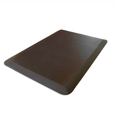 Spa Comfort 24-Inch x 36-Inch Kitchen Mat in Brown