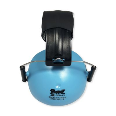 Blue Hearing Protection