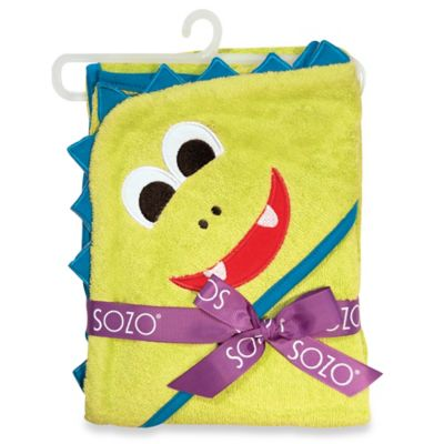 Sozo® Dino Hooded Towel