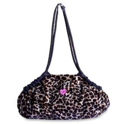 Baby Bella Maya™ 5-in-1 Diaper Tote Bag in Lollipop Leopard