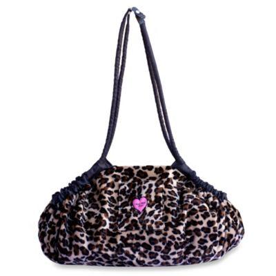Lollipop Leopard Diaper Bags
