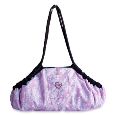 Baby Bella Maya™ 5-in-1 Diaper Tote Bag in Pinkabella