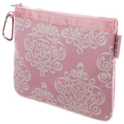 Pink Diaper Clutch