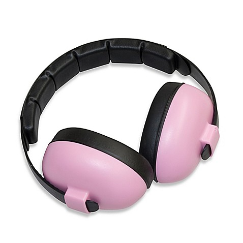 Baby Banz Size Earbanz Hearing Protection In Pink Buybuy