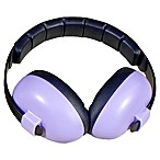 Baby Banz Size 0-12 Years earBanZ Hearing Protection in Purple