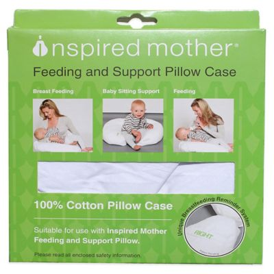 Inspired Mother® Feeding and Support Pillow Slipcover