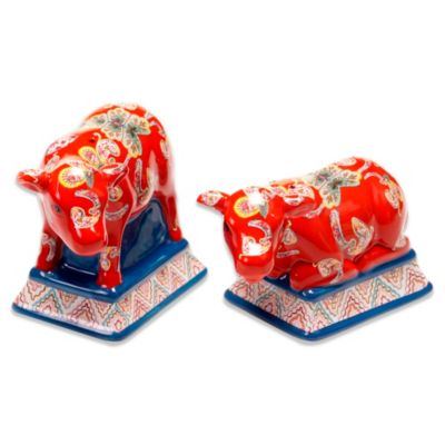 Tracy Porter® Poetic Wanderlust® French Meadow Salt and Pepper Shaker