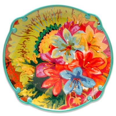 Tracy Porter® for Poetic Wanderlust® 15-Inch Round Platter in Scotch Moss