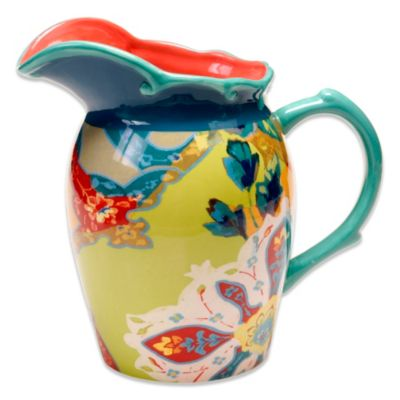 Tracy Porter® for Poetic Wanderlust® 3-Quart Pitcher in Scotch Moss