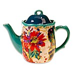 Tracy Porter® for Poetic Wanderlust® 40 oz. Teapot in Scotch Moss