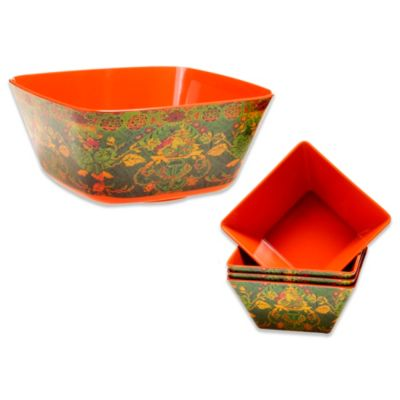 Tracy Porter® Poetic Wanderlust® Gypsy Sweet 5-Piece Salad Serving Set