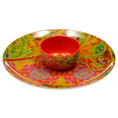 Tracy Porter® Poetic Wanderlust® Gypsy Sweet 14-Inch Chip and Dip (Set of 2)
