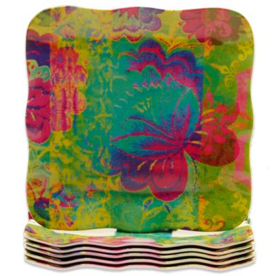 Tracy Porter® Poetic Wanderlust® Duchess 8.5-Inch Salad Plate (Set of 6)