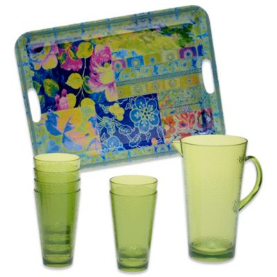Tracy Porter® Poetic Wanderlust® Duchess 8-Piece Beverage Set