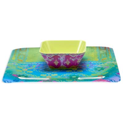 Tracy Porter® Poetic Wanderlust® Duchess 2-Piece Chip and Dip Set