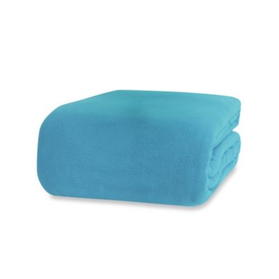 Berkshire Blanket® Original King Fleece Blanket in Teal