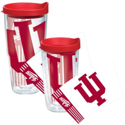 Tervis® Indiana University 16 oz. Wrap Tumbler with Lid