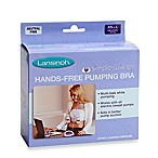 Lansinoh® Simple Wishes Size XS-L Hands-Free Pumping Bra