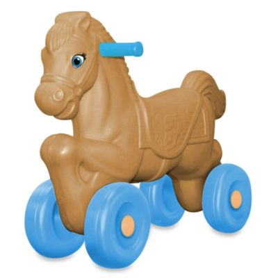 Roly Pony Ride-On in Blue