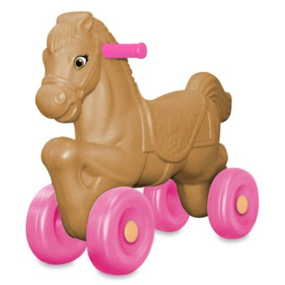 Roly Pony Ride-On in Pink