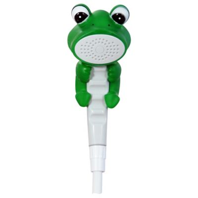 Rubber Duckie & Friends™ Froggie the Frog Bath and Shower Wand
