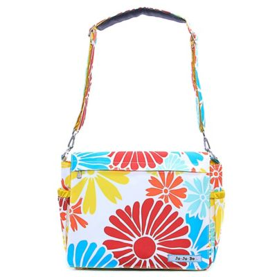 Ju-Ju-Be® Better Be Diaper Bag in Flower Power
