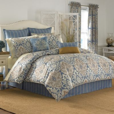 Croscill ® Captain's Quarters Queen Comforter Set
