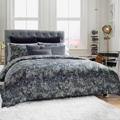 Kenneth Cole Reaction Home Moon Mist Twin Comforter