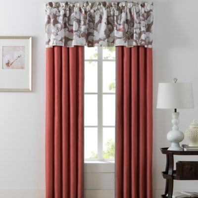 Drapes and Valance Sets