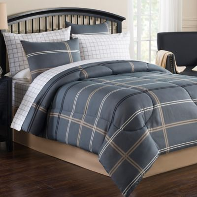 Francis Twin Comforter Set