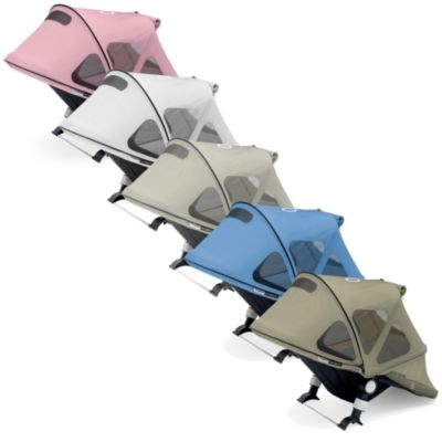 Bugaboo Cameleon3 Breezy Sun Canopy in Soft Pink