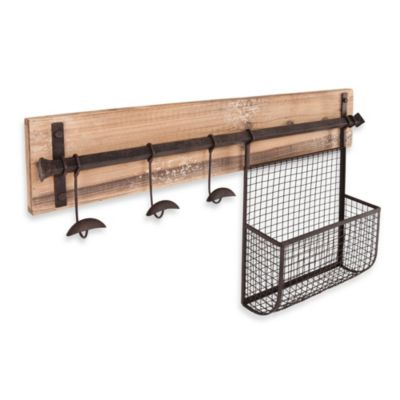 Holly & Martin® Entryway Wall Mount Storage