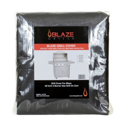 Blaze Outdoor Products 4-Burner On-Cart Grill Cover